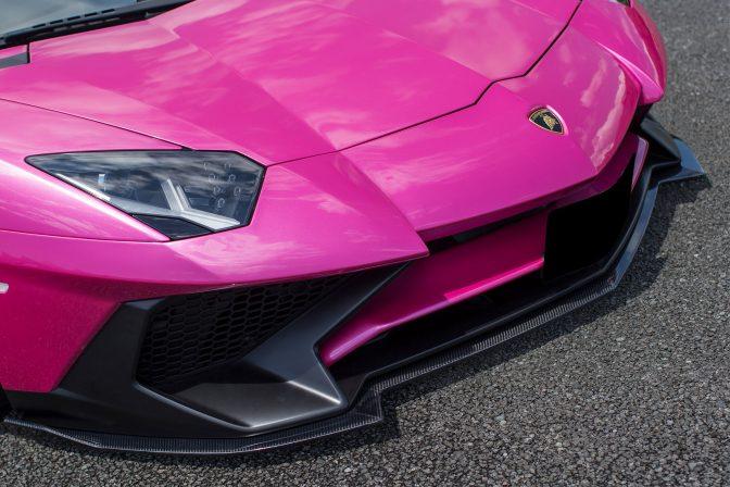 LB★performance Lamborghini Aventador SV Body Kit