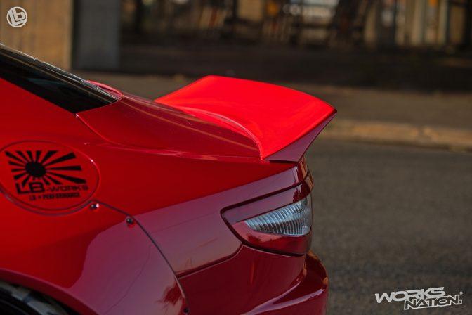Liberty Walk Maserati GranTurismo MC Stradale Body Kit