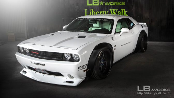 Liberty Walk Official Shop