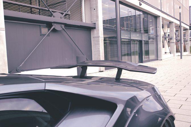 Liberty Walk Lamborghini Huracan Body Kit