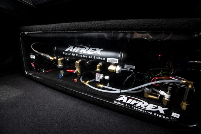 AirREX Digital Air Suspension System