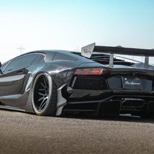 Liberty Walk Lamborghini Aventador Limited Edition Body Kit