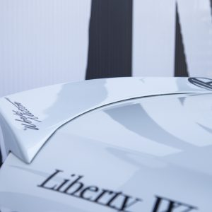 LB★Nation Works Infiniti G37 Spoiler Ducktail Wing