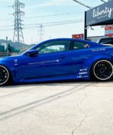 Liberty Walk Infiniti G37 Body Kit