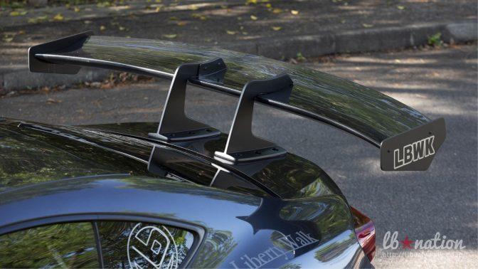 LB-Nation Scion FR-S Ver.1 Bumper Full Body Kit