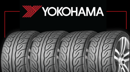Yokohama Advan Tires - Liberty Walk Official