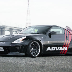 LB★Nation Nissan Z33 (350Z) Works Kit