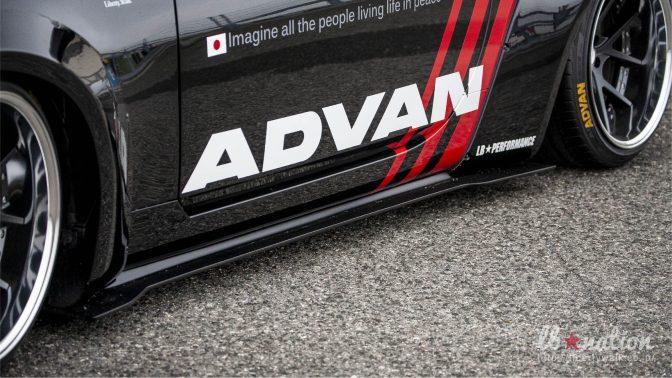 LB★Nation Nissan Z33 (350Z) Works Kit