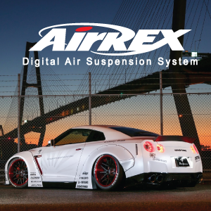 AirREX Digital Air Suspension