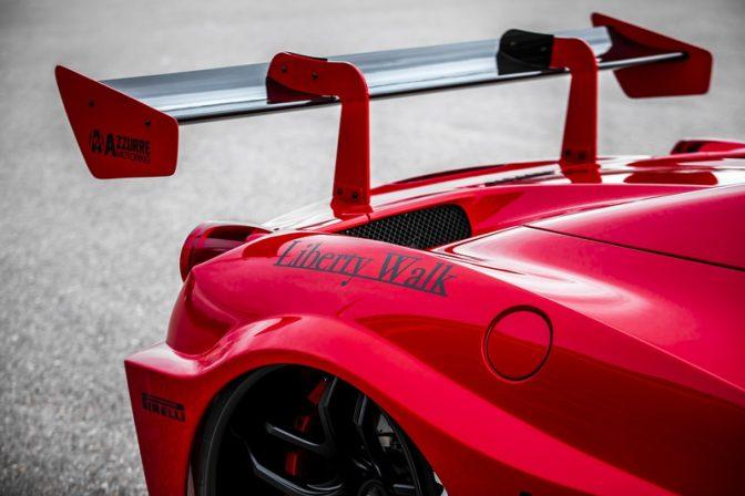 Shop LB★Silhouette Works Ferrari 458 GT Full Body Kit (2010-2015)