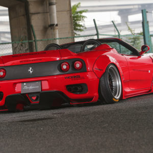 LB★Works Ferrari 360 Body Kit Ver. 2 (1999-2005)
