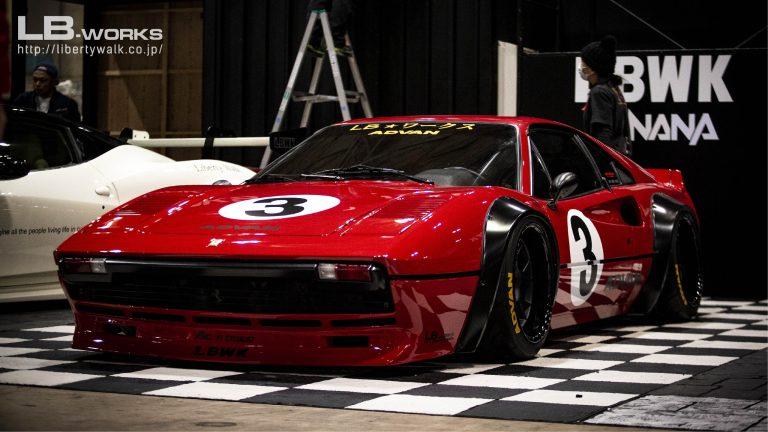 LB★Works Ferrari 308 GTB Body Kit (1975-1985)