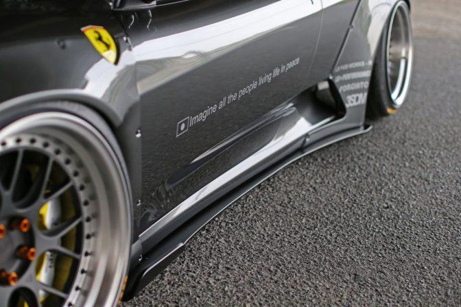 LB★Works Ferrari F430 Body Kit