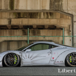 LB★Works Ferrari 458 Full Body Kit (2010-2015)