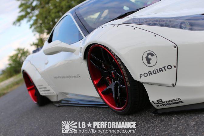 LB★Works Ferrari 458 Full Body Kit (2010-2015)