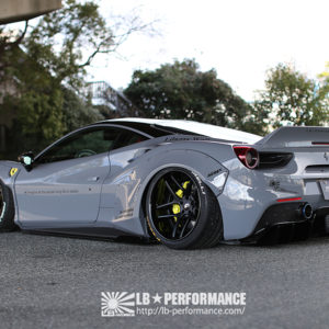 LB★Works Ferrari 488 Body Kit (2015-2020)