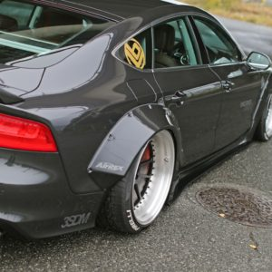 LB★Works Audi A7 / Audi S7 Wide Body Kit - Liberty Walk USA