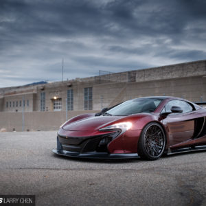 Liberty Walk | LB★Works McLaren MP4-12C Body Kit