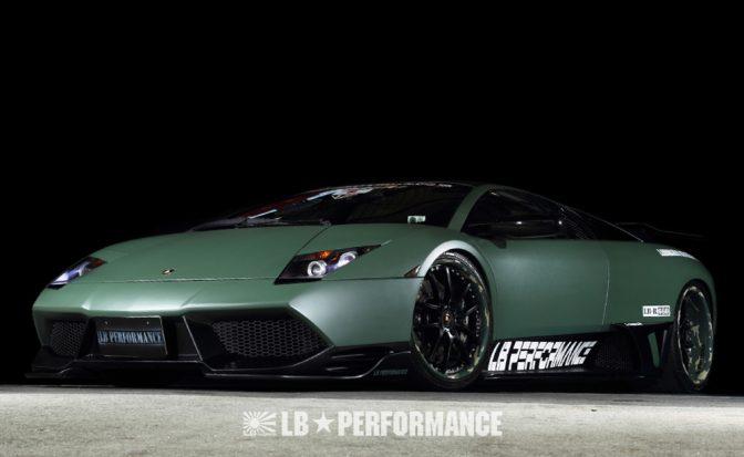 LB★performance Lamborghini Murcielago Ver. 2 Body Kit
