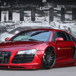 LB★Works Audi R8 WideBody Kit by Liberty Walk