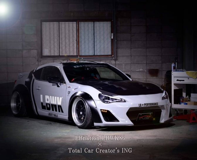 Liberty Walk FRS/86/BRZ