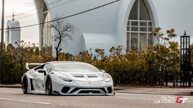LB★Silhouette Works Lamborghini Huracan GT Body Kit by Liberty Walk, North America, USA, Canada