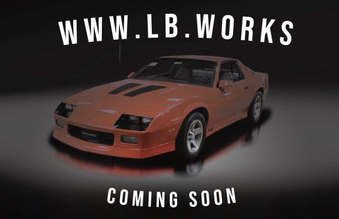 Liberty Walk Chevrolet Camaro Z28 IROC-Z Wide Body Kit Japan USA Price