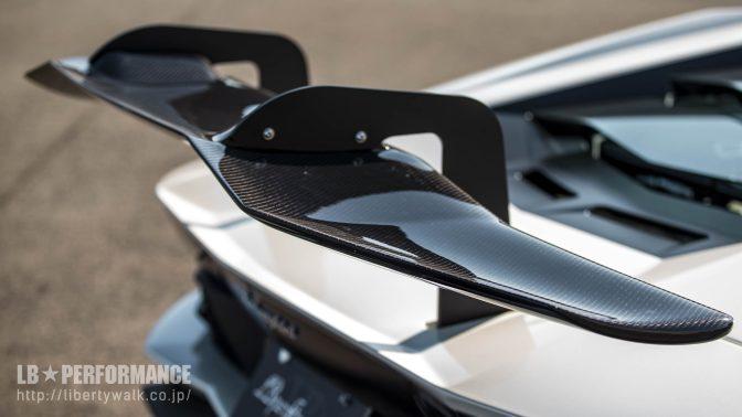 Liberty Walk Lamborghini Aventador S Rear Wing